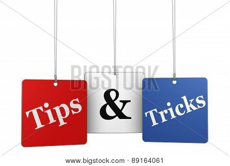 Tips And Tricks Web Tags