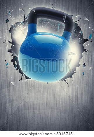 Kettlebell Sport Background