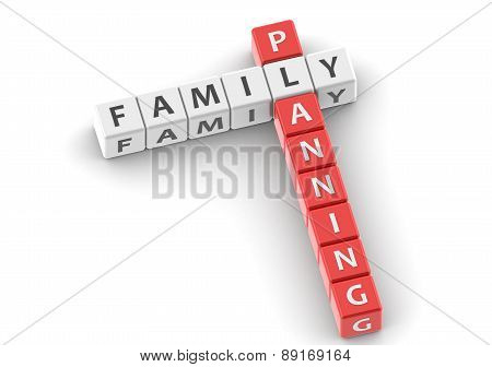 Buzzwords Family Planning
