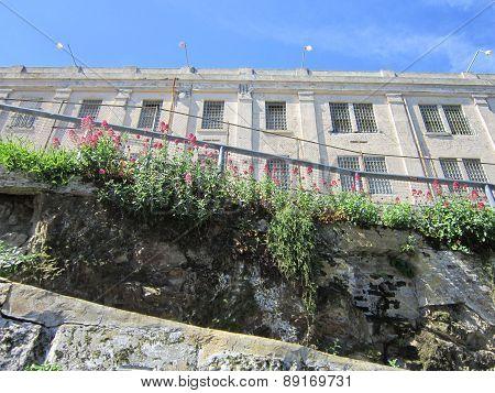Alcatraz Cell House