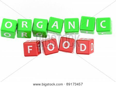 Buzzwords Organic Food