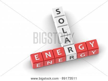 Buzzwords Solar Energy