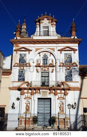 Charity Hospital, Seville.