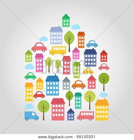 Town Design Elements