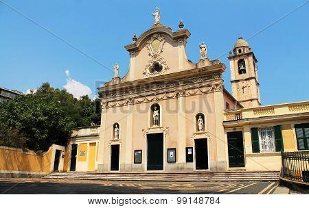 Varazze Church