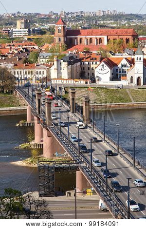 Vytautas The Great Bridge