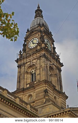 Bolton Town Hall - England - Detail