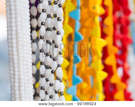 Maasai Necklaces