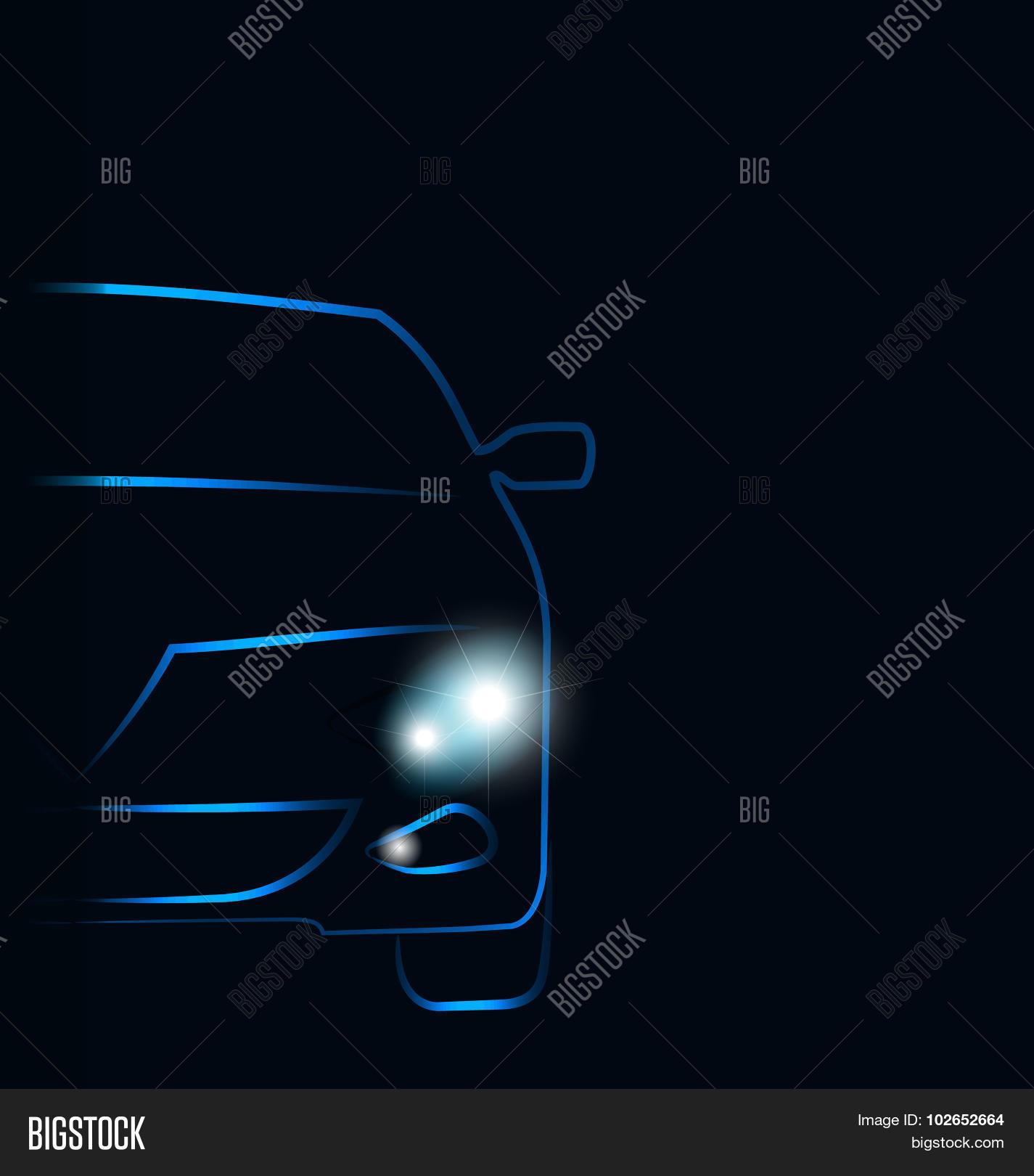 silhouette car vector photo free trial bigstock silhouette car vector photo free