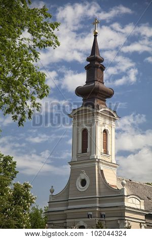 Church of Ascension in Subotica, Serbia
