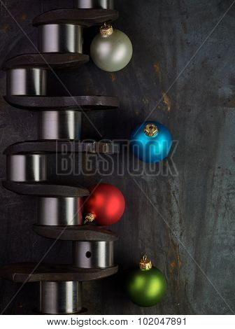Christmas Crankshaft