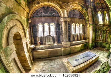 Historic Church Argyll