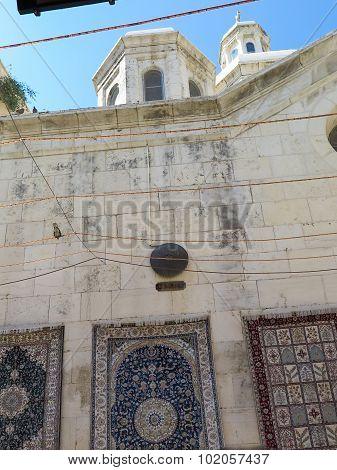 Via Dolorosa, 3 Station, Jerusalem