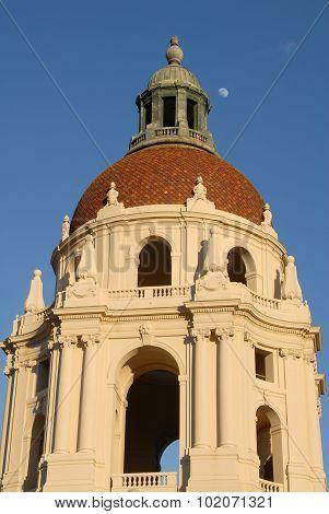 Pasadena City Hall Dome