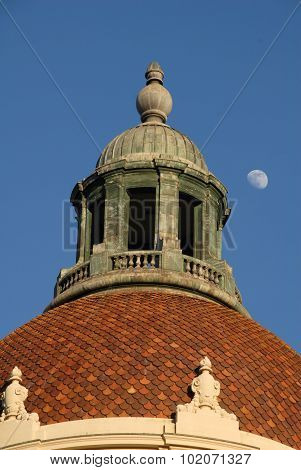 Pasadena City Hall Dome