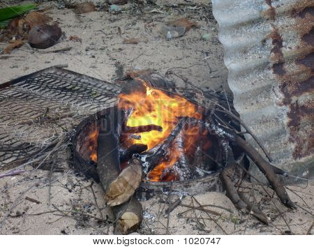 Cooking Fire