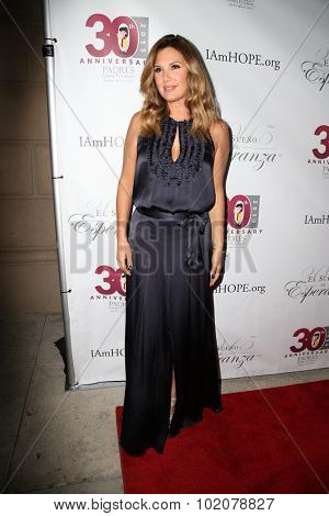 LOS ANGELES - SEP 17:  Daisy Fuentes at the Padres Contra El Cancer's 15th Annual