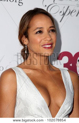 LOS ANGELES - SEP 17:  Dania Ramirez at the Padres Contra El Cancer's 15th Annual