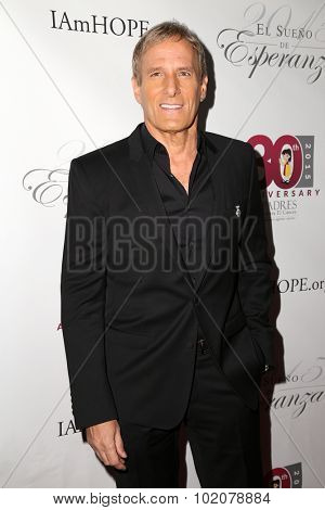 LOS ANGELES - SEP 17:  Michel Bolton at the Padres Contra El Cancer's 15th Annual