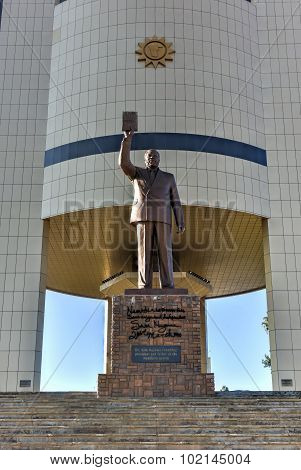 Independence Museum, Windhoek, Namibia, Africa