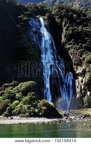 New Zealand Fiordland