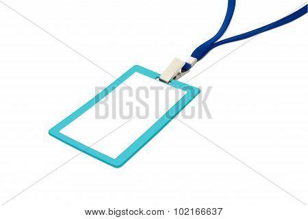 blue neckband