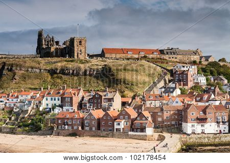 199 Steps To Whitby Churches