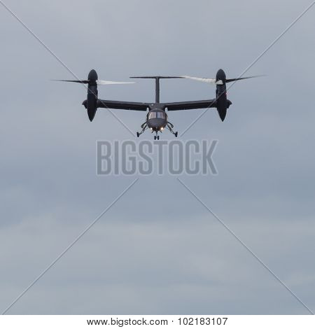Agustawestland Aw609 Tilt Rotor Aircraft