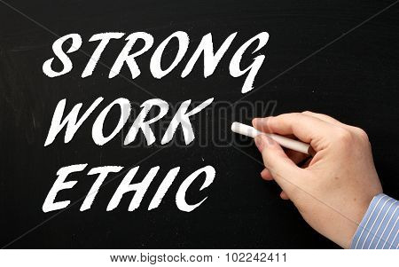 Strong Work Ethic