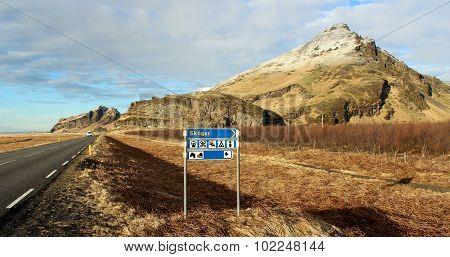 Skogar foss, Iceland