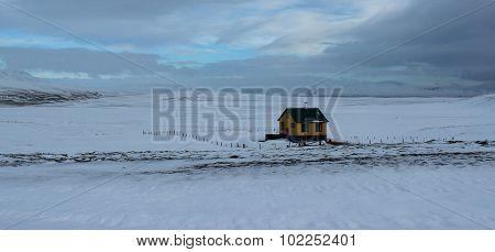 Gaunt Iceland