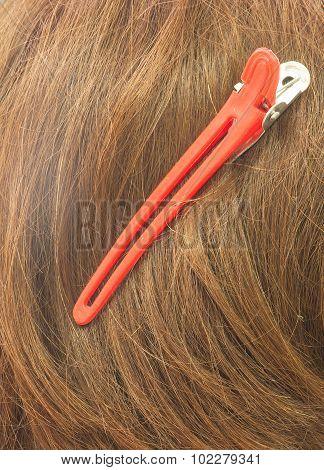 Clip On Hair Of Women