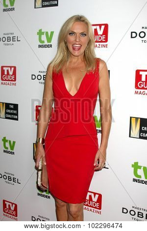 LOS ANGELES - SEP 18:  Elaine Hendrix at the TV Industry Advocacy Awards Gala at the Sunset Tower Hotel on September 18, 2015 in West Hollywood, CA