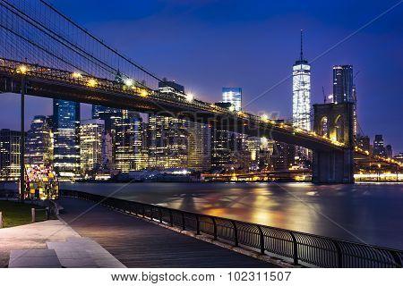 New York  City Lights