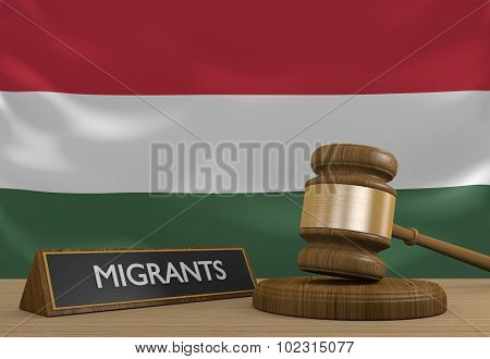 Hungary and the Syrian migrant crisis in Europe