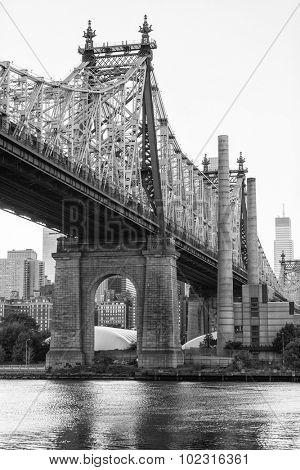 Ed Koch Queensboro Bridge, also known as the 59th Street Bridge