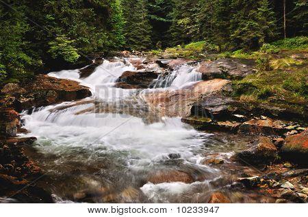 Řeka Bear Creek
