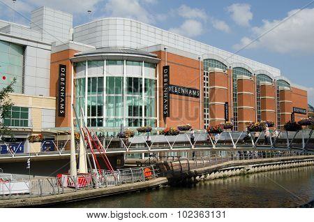 Debenhams Department Store, Reading, Berkshire