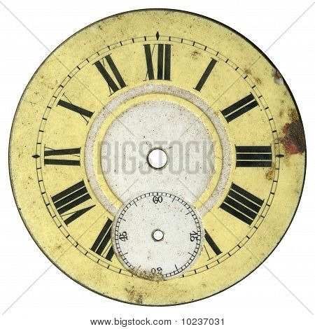 Vintage Watch Dial