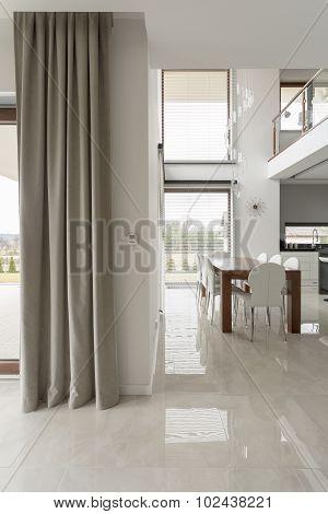 Two Storey House Interior