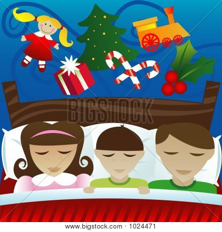 Dreaming Of Christmas Morning
