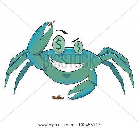 Penny Crab