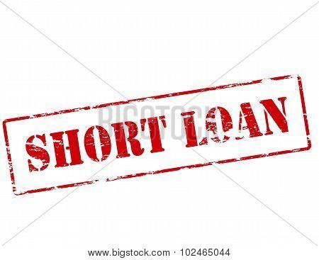 Short loan