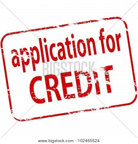 Application For Credit