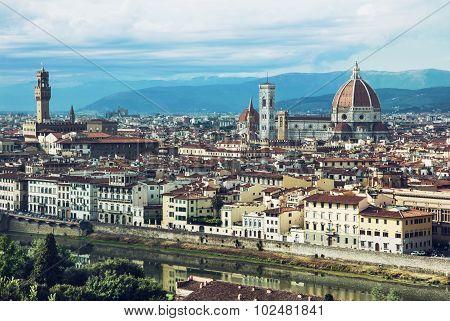 Beautiful Florence, Tuscany, Italy