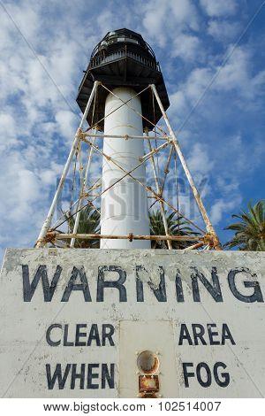 Point Loma California Lighthouse