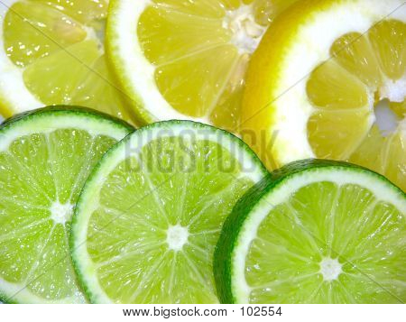 Juicy Lemons And Limes