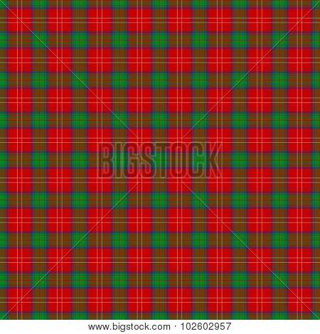Clan Chisholm Tartan