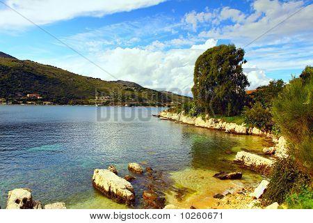 Sheltered Cove, Kassiopi, Corfu
