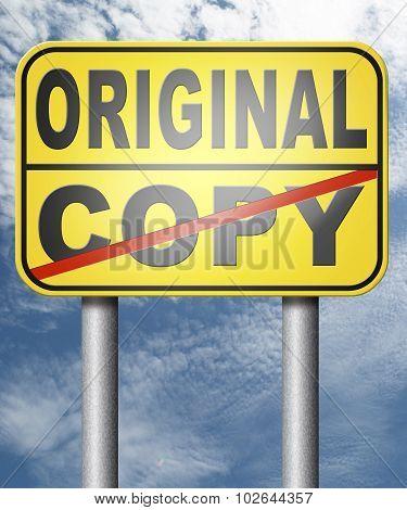 Copy Or Original Copycat Or Innovation